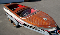 1949 16' Playboy project boat