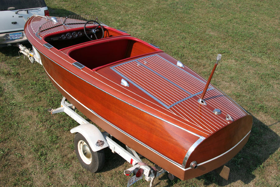 Chris Craft Barrel Back For Sale