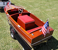 17' Chris Craft Sportsman Utility