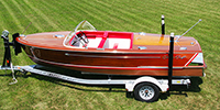 1959 18' Chris Craft Riviera