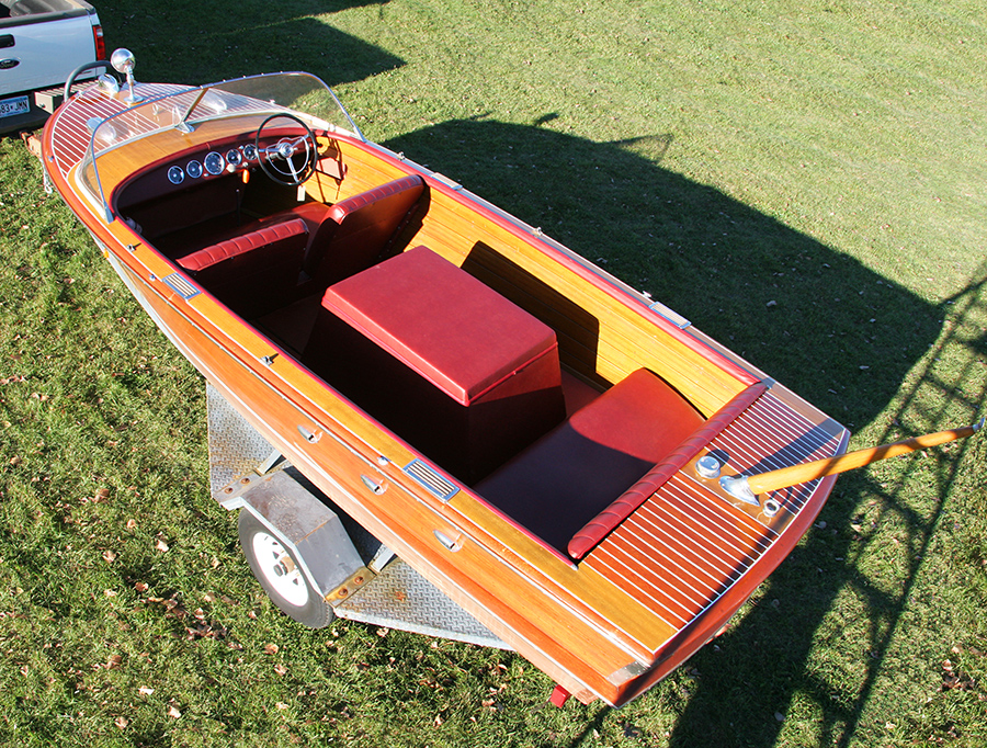 1950s Chris Craft 18' Continental