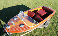 1958 18' Chris Craft Continental classic utility