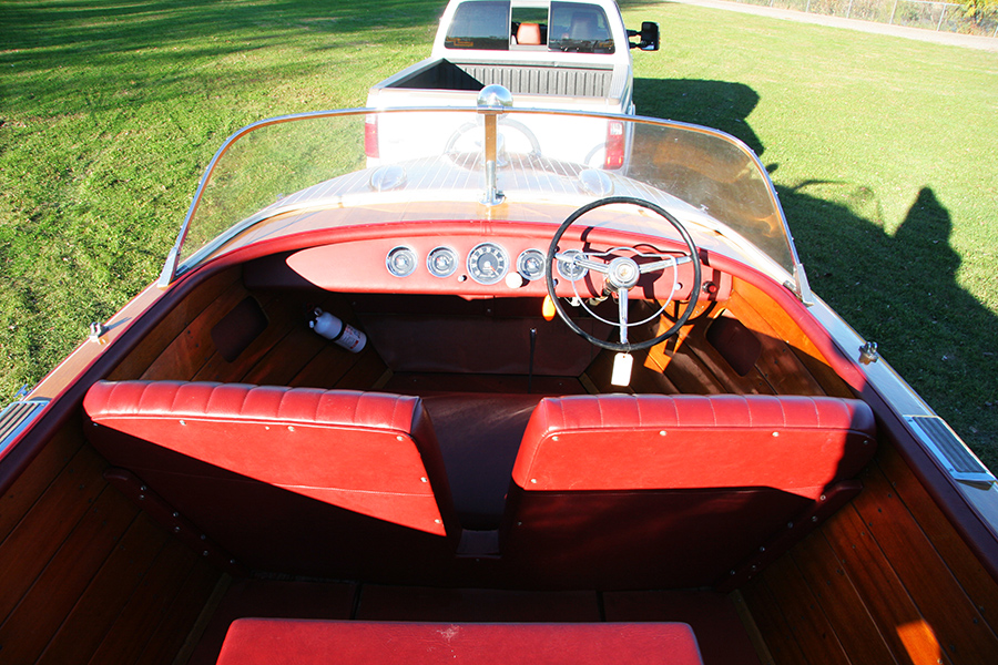 Chris Craft 18 Continental 1958 Classic