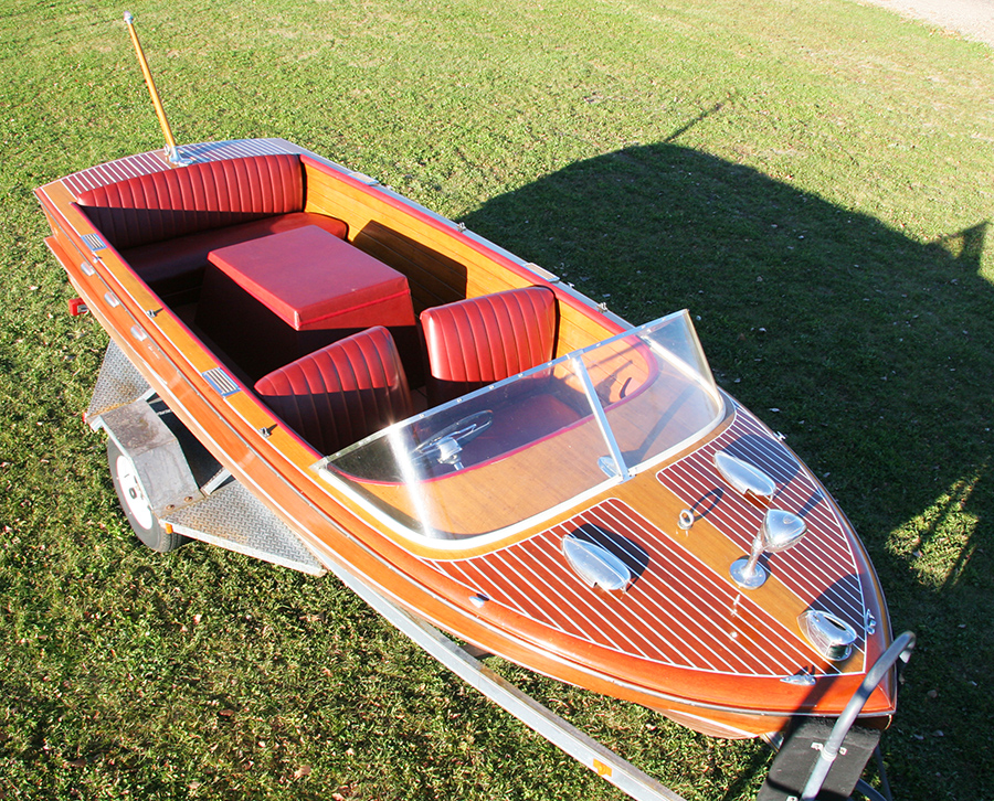 Chris Craft 18' Continental for sale