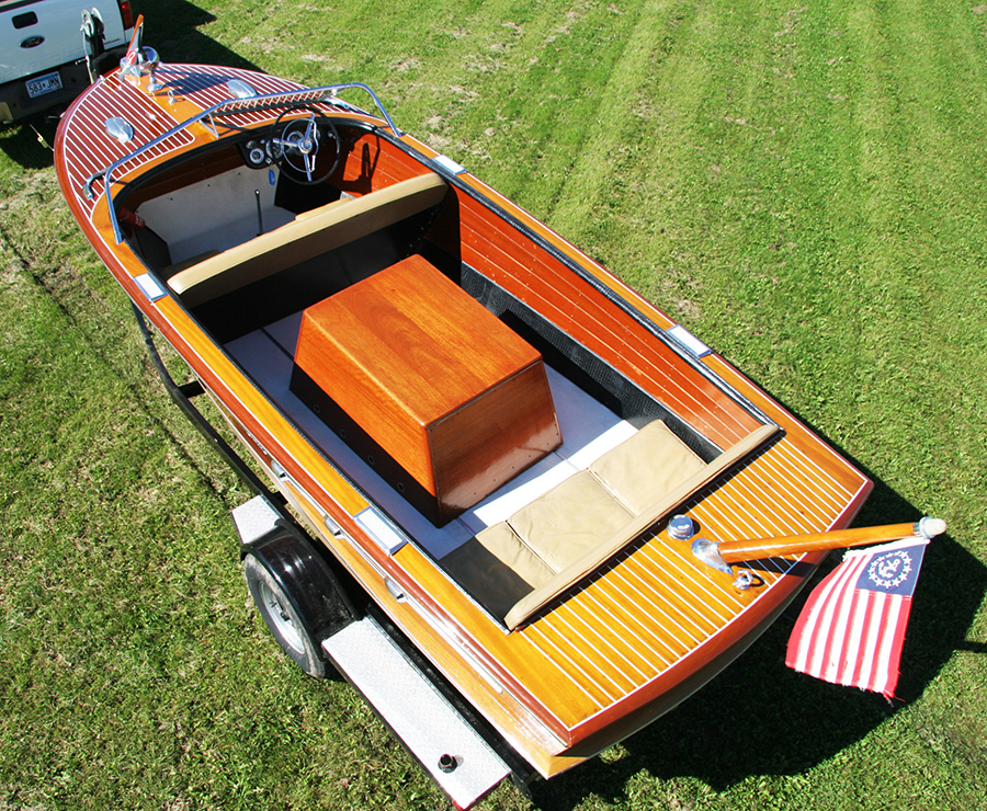 Chris Craft 18' Contintal Classic Utility
