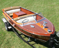 1955 18' Chris Craft Continental