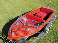 1955 18' Chris Craft Holiday