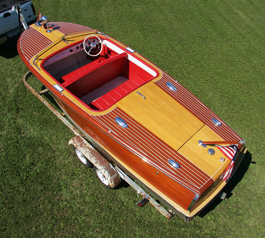 1950 chris craft 18 39 riviera for sale