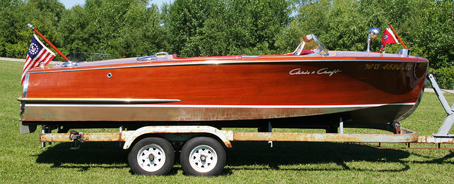 18' Chris Craft Riviera