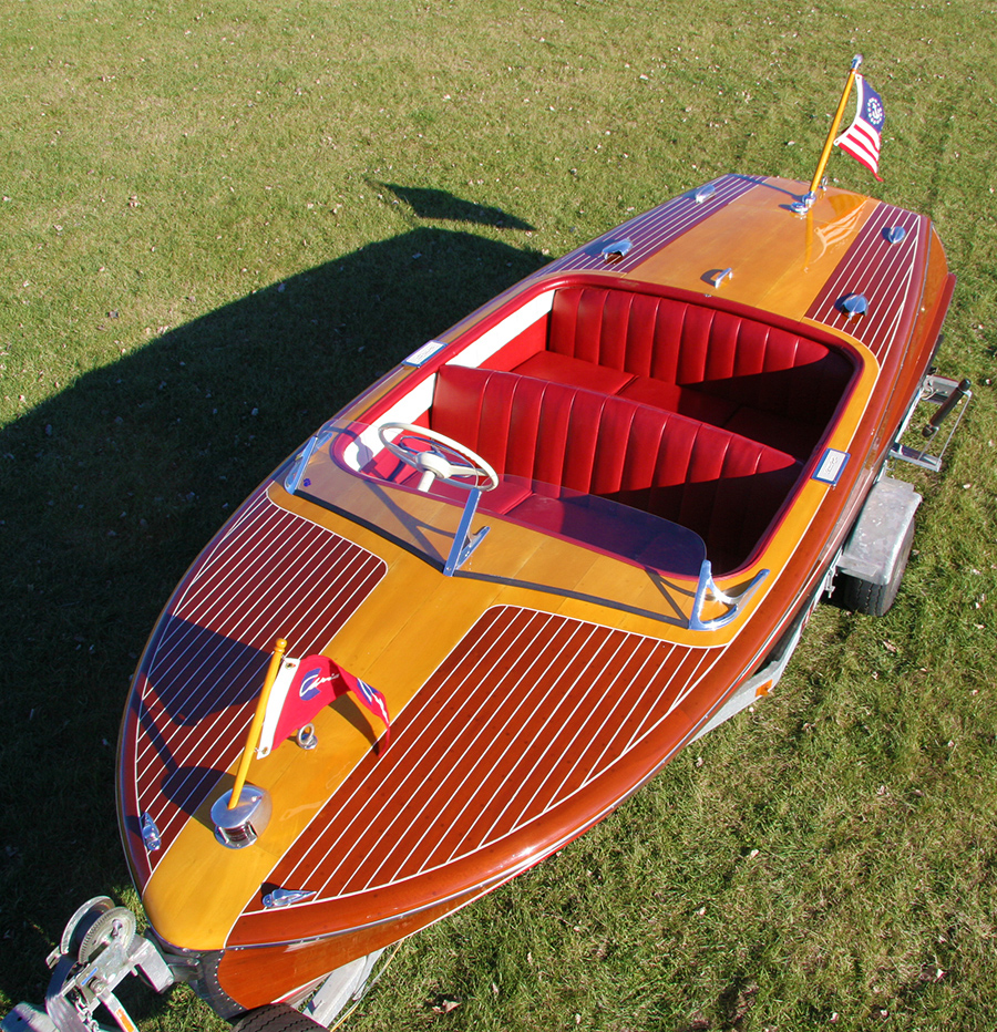 Chris Craft Riviera Runabout