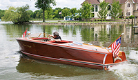 1952 18' Classic Chris Craft Riviera Runabout