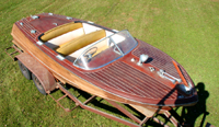 1955 19' Chris Craft Capri