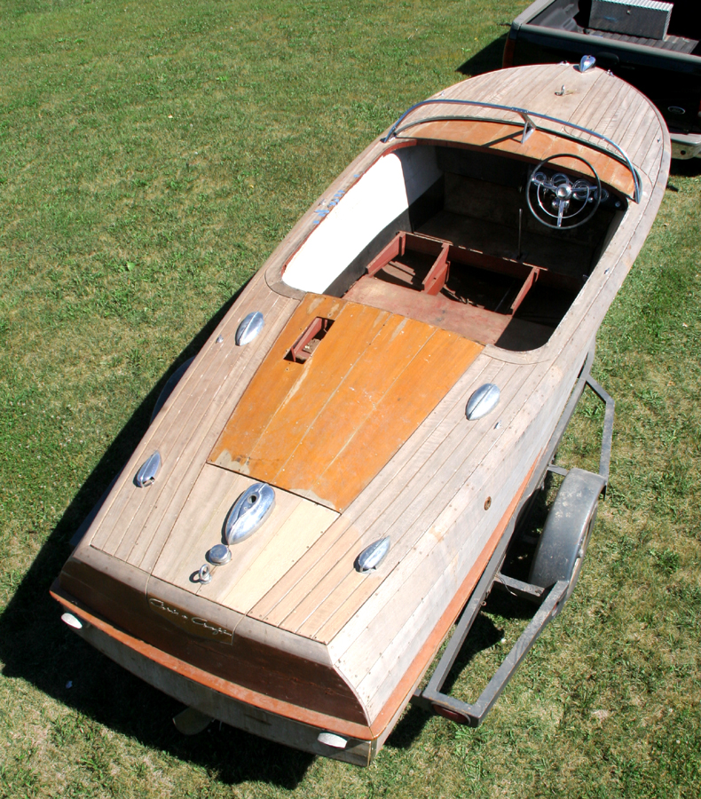 Classic Runabout Project