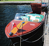 Chris Craft 19' Capri with V8
