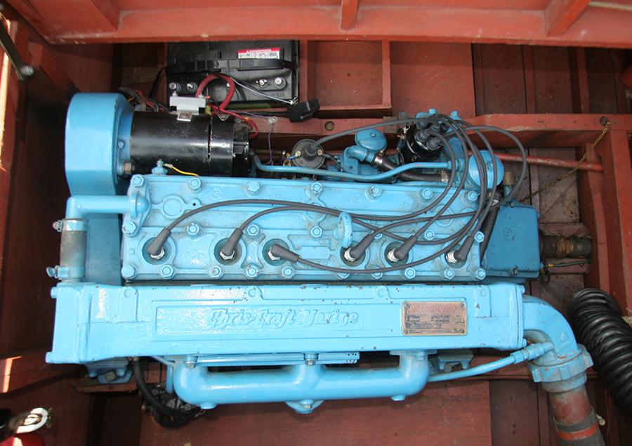 Chris Craft Kfl Engine Parts