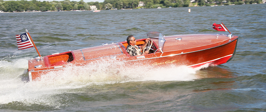Chris Craft Racing Runabout For Sale