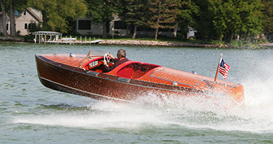 1937 19' Chris Craft Custom Runabout