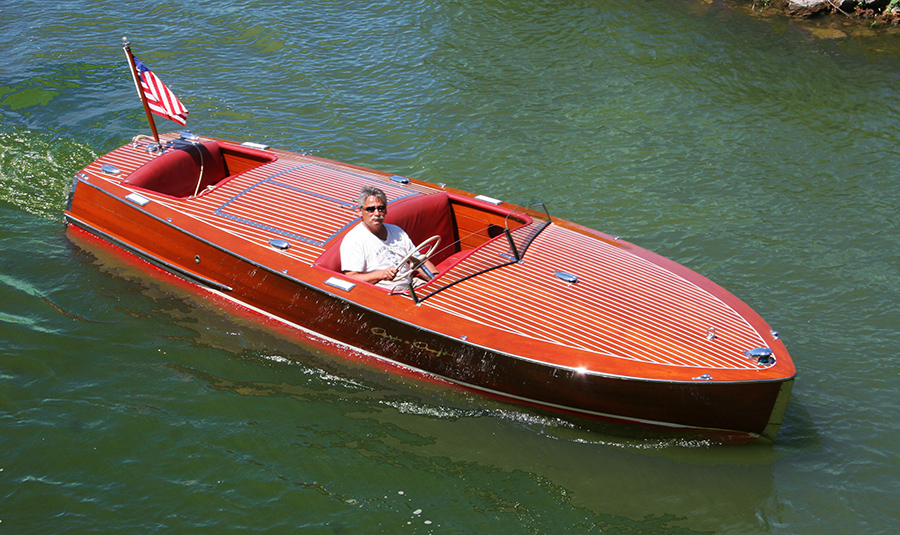 Chris Craft Boats >> 1954 19 ft Chris Craft Racing Runabout | Classic Mahogany Racer for sale