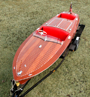 1954 19' Chris Craft Racing Runabout
