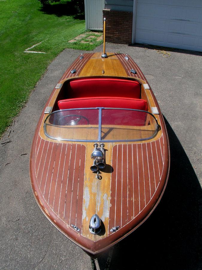 Classic Boats Chris Craft 19 Capri For Sale 11 000