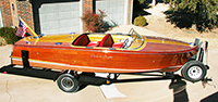 Chris Craft 21' Capri Classic Runabout