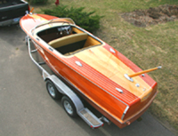 1956 21' Chris Craft Capri
