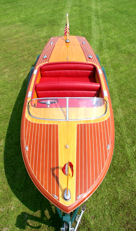 1955 21' Chris Craft Capri