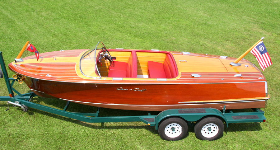 21' Chris Craft Capri