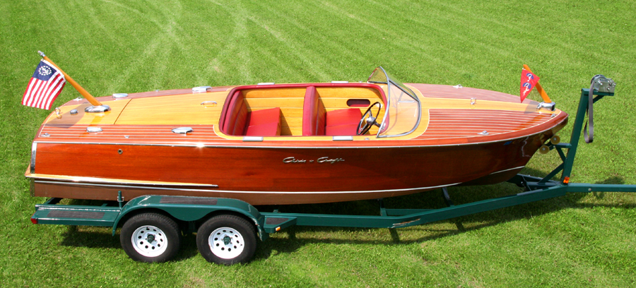 21 ft Chris Craft Capri