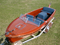 1951 22' Chris Craft Sportsman