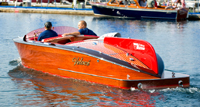 1948 23' Ventnor Twin Engine Classic Runabout