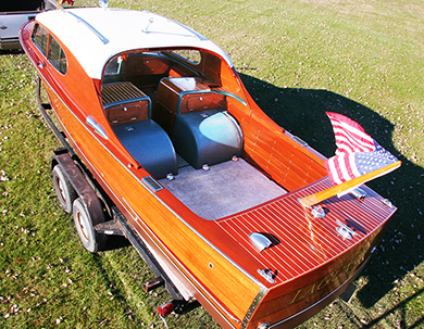 1948 25' Chris Craft Sportsman Sedan for sale