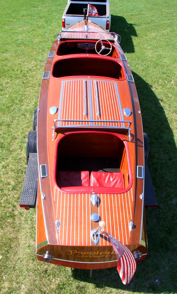 Identify Your Chris Crafts 1933 1938 25 Custom Runabout
