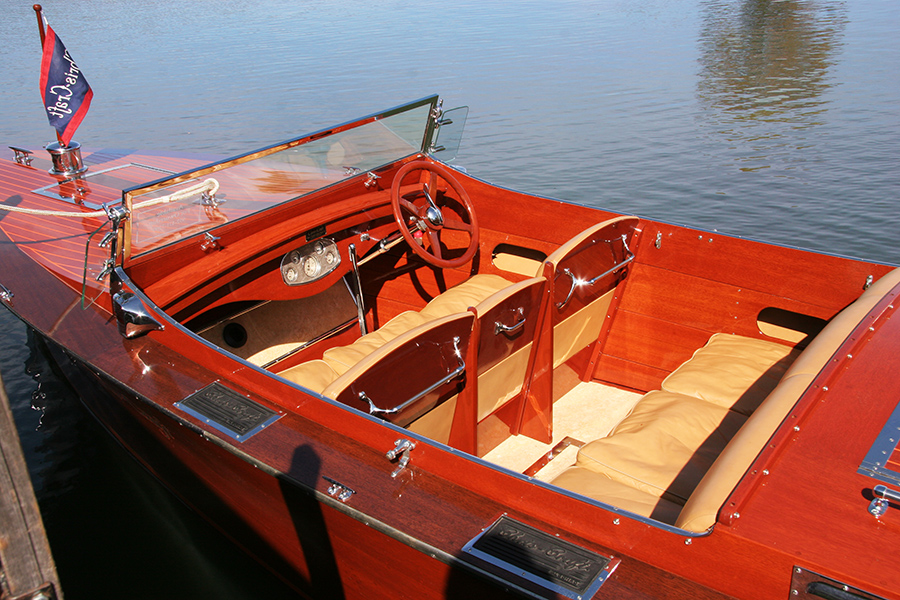 chris craft 26 ft triple cockpit for sale