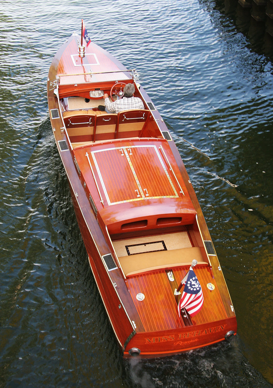 Chris craft 26 ft triple cockpit for sale for Classic chris craft boats