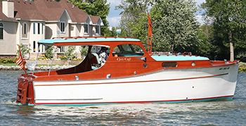 Chris Craft 28 ft Cabin Cruiser
