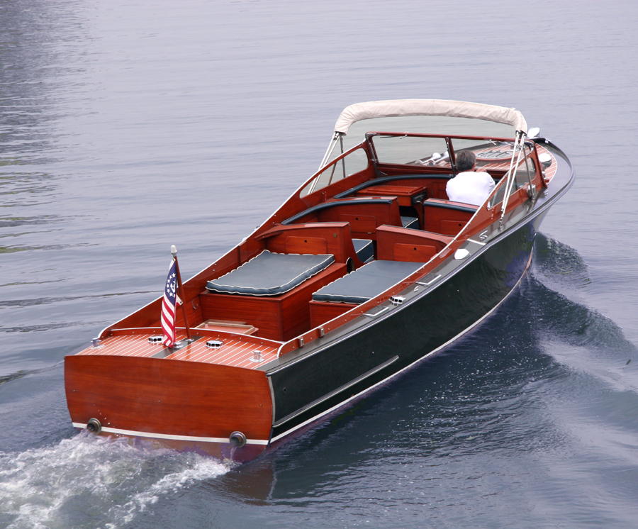 Classic Boats - large utilities