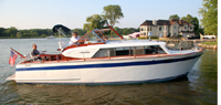 1962 32' Chris Craft Roamer