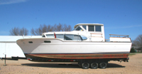 1957 38' Chris Craft Constellation