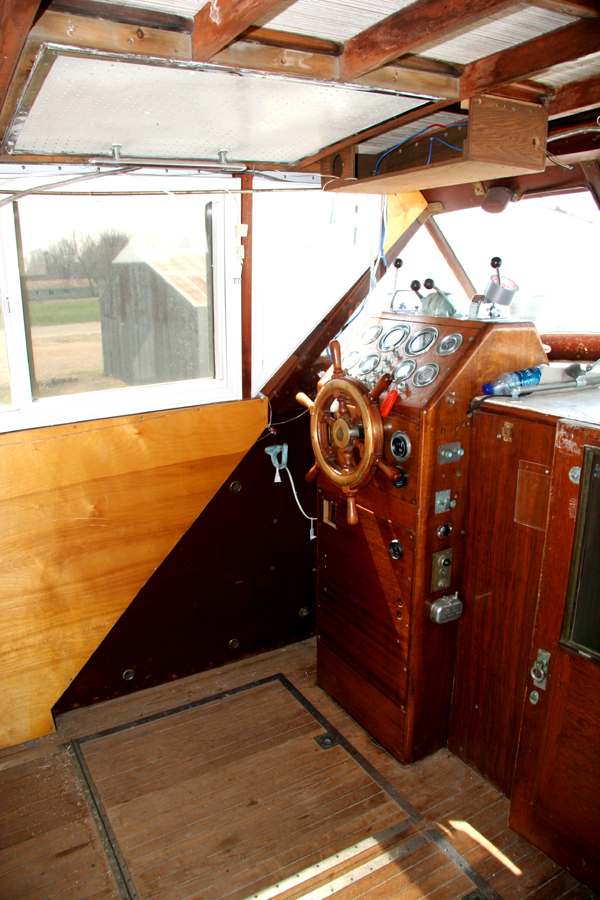 38 foot constellation project cabin cruiser
