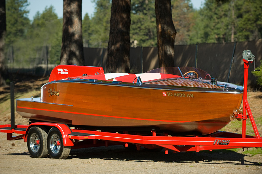 New Engines For Sale >> 1948 23' Ventnor Twin Engine Runabout for Sale, $225,000.