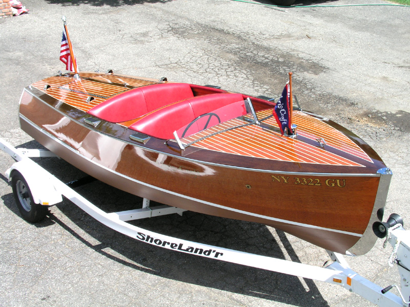 Chris-Craft Information: Classic Wooden Boats