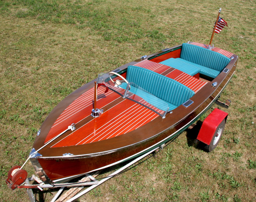 Chris Craft Boats >> 1946 Chris Craft 16' Special Runabout