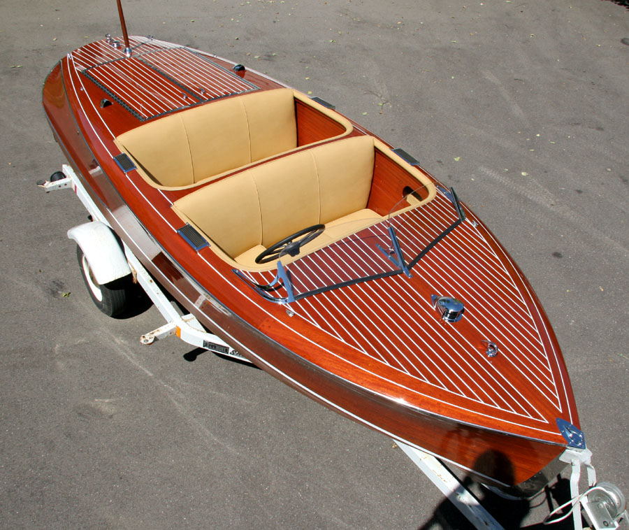 Antique Chris Craft