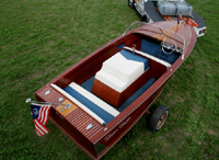 1960 17' Chris Craft Ski Boat