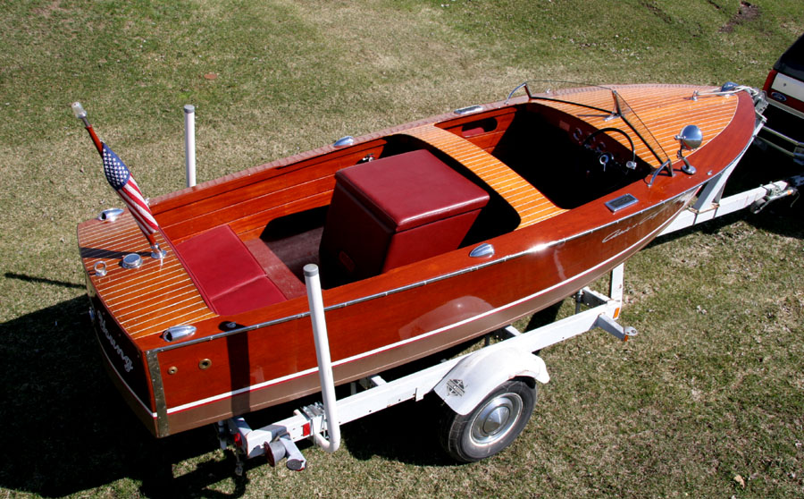 Chris Craft Build Plan