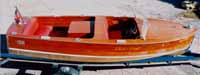 1952 17 ft Chris Craft Special Runabout