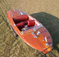 1953 18' Chris Craft Riviera Runabout