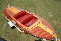 1954 18' Chris Craft Riviera - Classic Boat