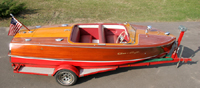 1954 18' Chris Craft Riviera